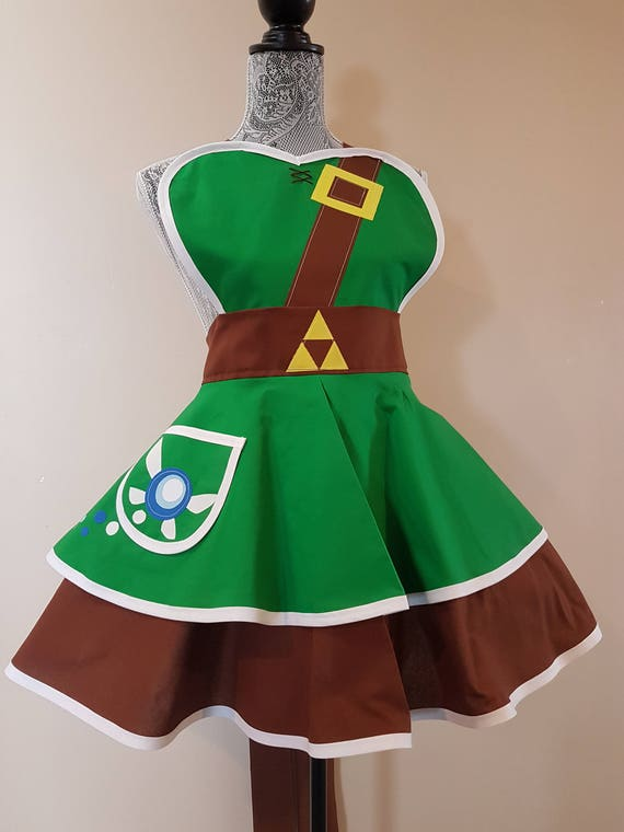 Link and navi costume