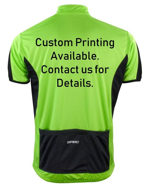 Custom printed Men s Cycling Jersey Cycling Gifts  fd2094bc0
