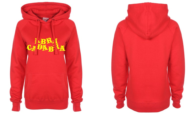 Xmas Gifts for her Hoodie NEW Women/'s Magic Tricks ABRACADABRA Gift Last minute gifts Christmas gifts Ladies Magic