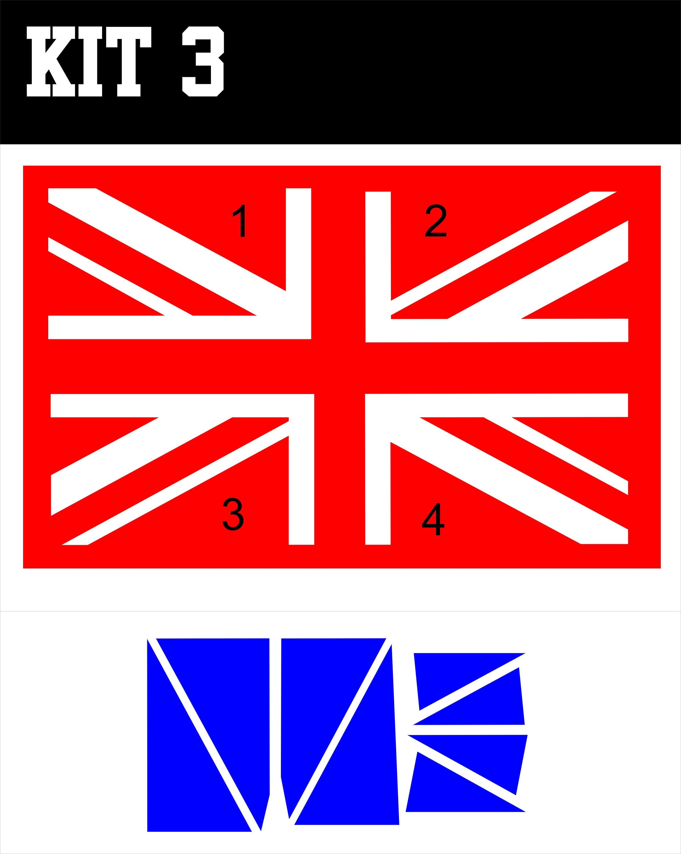 CHRISTMAS ISLAND COUNTRY VINYL FLAG DECAL STICKER
