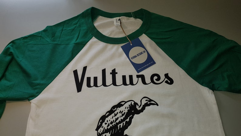 e0998760418c Vultures Women s Ladies 3 4 Sleeve Baseball T-Shirt