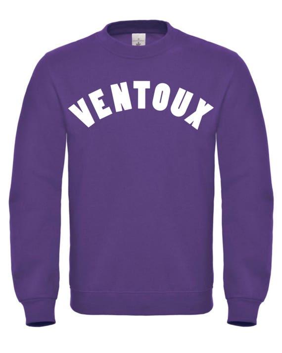 VENTOUX Mont Ventoux Men s Sweatshirt Retro Cycling  3660976bd