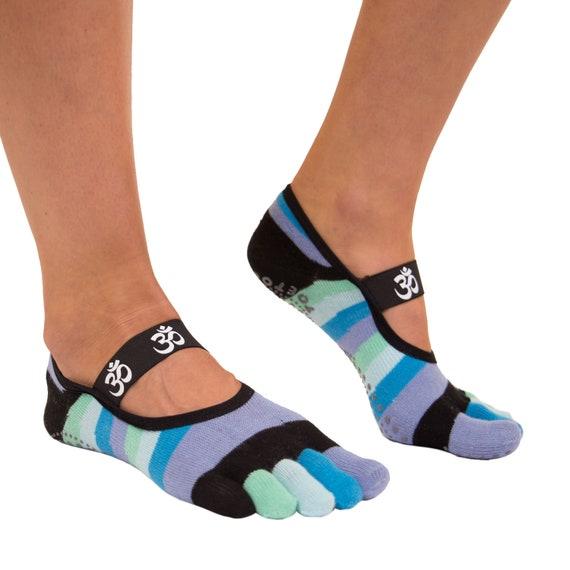 TOETOE YOGA/&PILATES Anti-Slip Serene Ankle