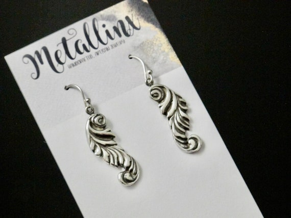 Dangle Jewelry, dangle and drop earrings in sterling silver