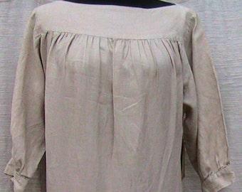 Classic Vintage Cotton COTTAGE CHIC DRESS