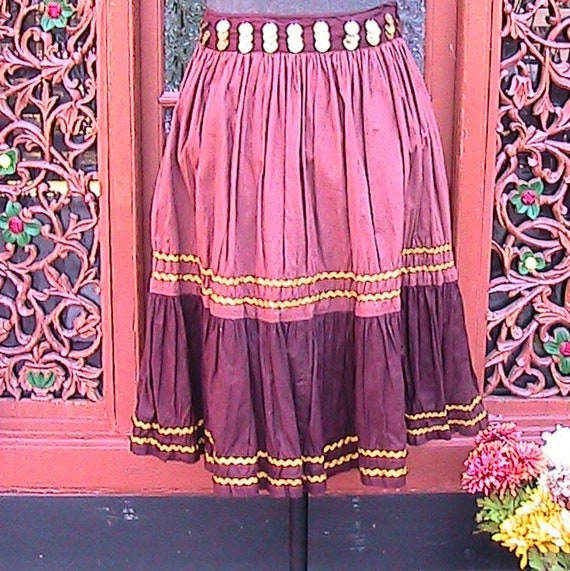 Size M/L Western Skirt WS048 - image 1