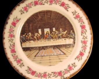 Religious plate | Etsy