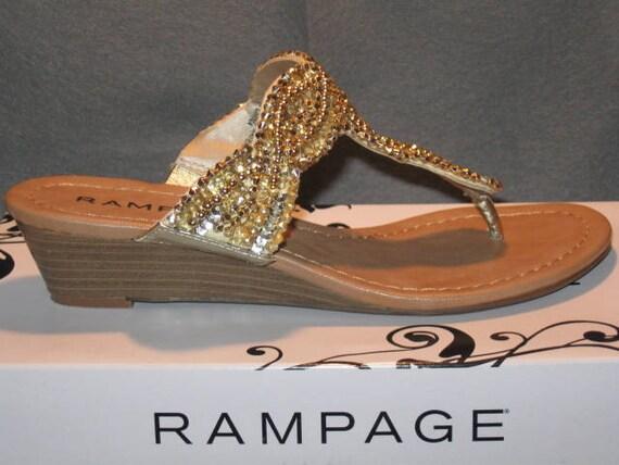 807e7d0ef5cde Vintage Rampage Sandals