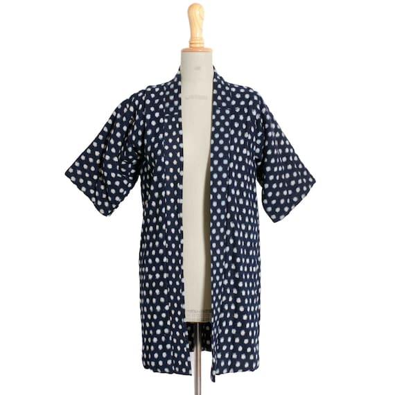Aizome Dyed Japanese Indigo Workwear Clothing Kimo