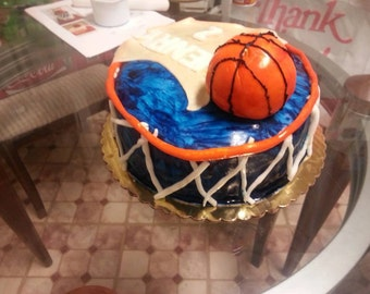 Sports Themed Cake Toppers