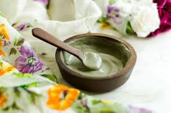 armpit detox clay mask