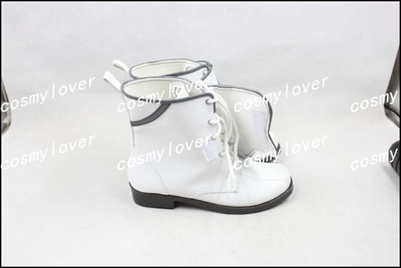 YuuKi Boots Sword Custom Asuna Online Made Shoes Cosplay Art 0wqEFa