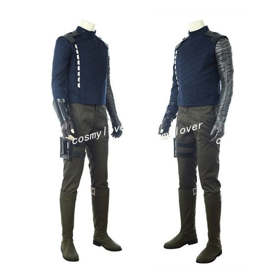 War Cosplay Captain The Soldier Civil Winter America Costume aqE4wp
