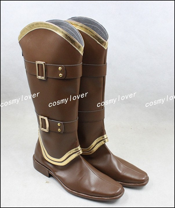 Lol League of Legends Twisted Twisted Twisted Fate Quests Zingiber Cosplay  botas  Cosplay Zapatos 868dfb