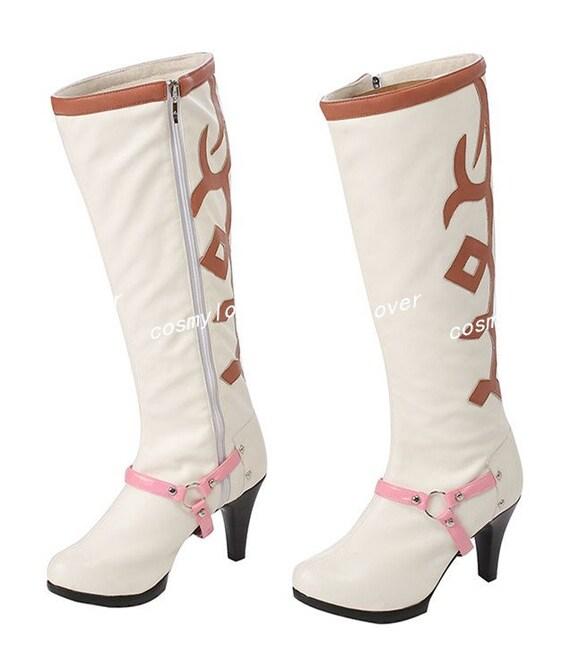 Final Cosplay Aurum Bottes Fantasy Cindy Xv K8nop0wx Chaussures EIW9eDHbY2