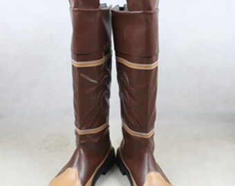 The Legend of Zelda Link Custom Made Cosplay Boots/Shoes