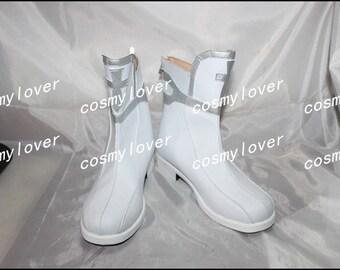 Custom-made Sword Art Online  Asuna Cosplay Boots/Shoes