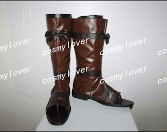 Sword Art Online Klein Custom Made Cosplay Boots/Shoes