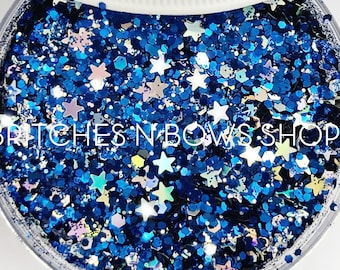 NEW Oh, The Places You'll Gogh     High Quality Polyester Glitter, 1oz by Weight, EXCLUSIVE MIX