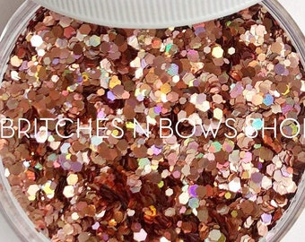 PHOEBE (Friends)    Exclusive *Cosmetic* Premium Polyester Glitter, 1oz by Weight • OPAQUE •    up to .062 cut