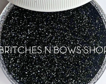 Why So Sirius    Exclusive Premium Polyester Glitter, 1oz by Weight • OPAQUE •    .008 cut