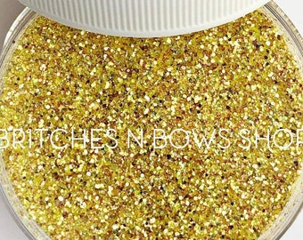 Huff L Puff    Premium Polyester Glitter, 1oz by Weight • TRANSPARENT •    up to .015 cut
