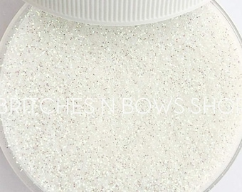 Simply IrresistOpal    Premium Polyester Glitter, 1oz by Weight • TRANSPARENT •    .008 cut
