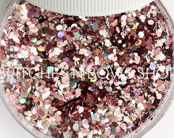 A Mother's Love    Premium Polyester Glitter, 1oz by Weight • OPAQUE •    up to .062 cut