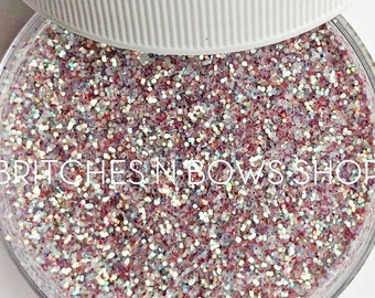 Pinky & the Brain || Premium Polyester Glitter, 1oz by Weight • TRANSPARENT • || .015 cut