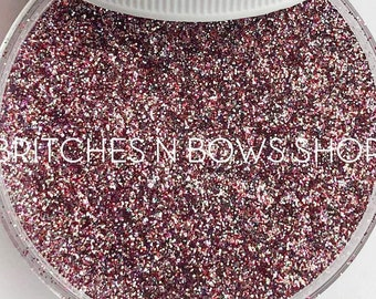 Briar Rose    Premium Polyester Glitter, 1oz by Weight • OPAQUE •    .008 cut