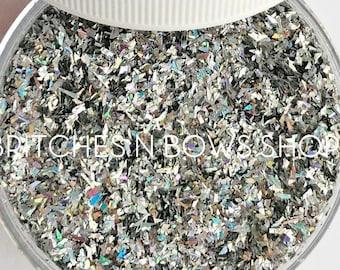 Tiara || Premium Polyester Glitter, 0.5oz by Weight • OPAQUE • || Random Cut