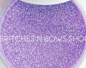 Thistle While You Work || Premium Polyester Glitter, 1oz by Weight • Semi-OPAQUE • || .008 cut