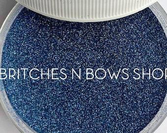 Tanzanite • December Birthstone || Polyester Glitter, 1oz by Weight • OPAQUE • || .004 cut