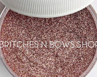 Pink Tourmaline • October Birthstone || Polyester Glitter, 1oz by Weight • OPAQUE • || .004 cut