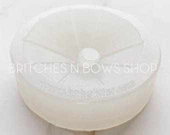 Umbrella Straw Topper UV Silicone Mold    BnB Exclusive Mold