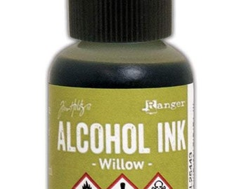 Willow Alcohol Ink 0.5 fl oz    Tim Holtz, Ranger