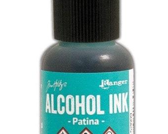 Patina Alcohol Ink 0.5 fl oz    Tim Holtz, Ranger