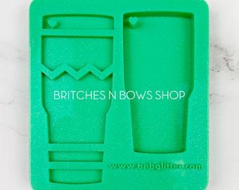 Single Pencil Silicone Mold || •LEAD• TOP || BnB Exclusive Tumbler Mold
