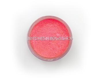 Flamingo Pigment Powder || Cosmetic Mica Pigment for Crafts || ~10g