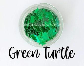 Squirt Turtle || Shape Mixer, 0.5oz Jar • OPAQUE •