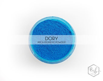 Dory Pigment Powder    Cosmetic Mica Pigment for Crafts    ~10g