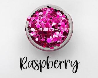 Raspberry Metallic || Dot Mixer Sample Jar • OPAQUE •