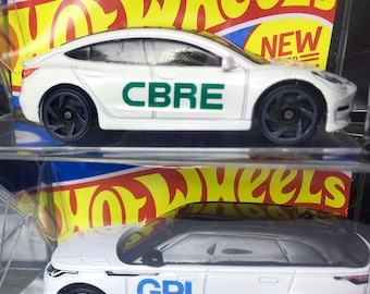 Hot Wheels With Your Logo