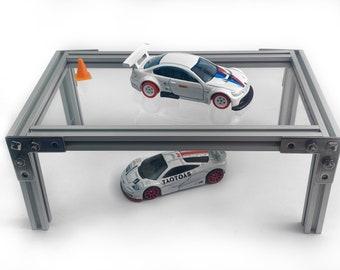 Aluminum Riser Display