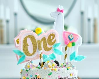 glitter cactus bloomer short and tank top set First birthday girl set 1st birthday girl outfit cactus birthday llama cake smash set