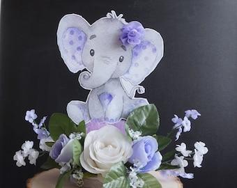Purple Baby Shower Decoration Ideas from i.etsystatic.com