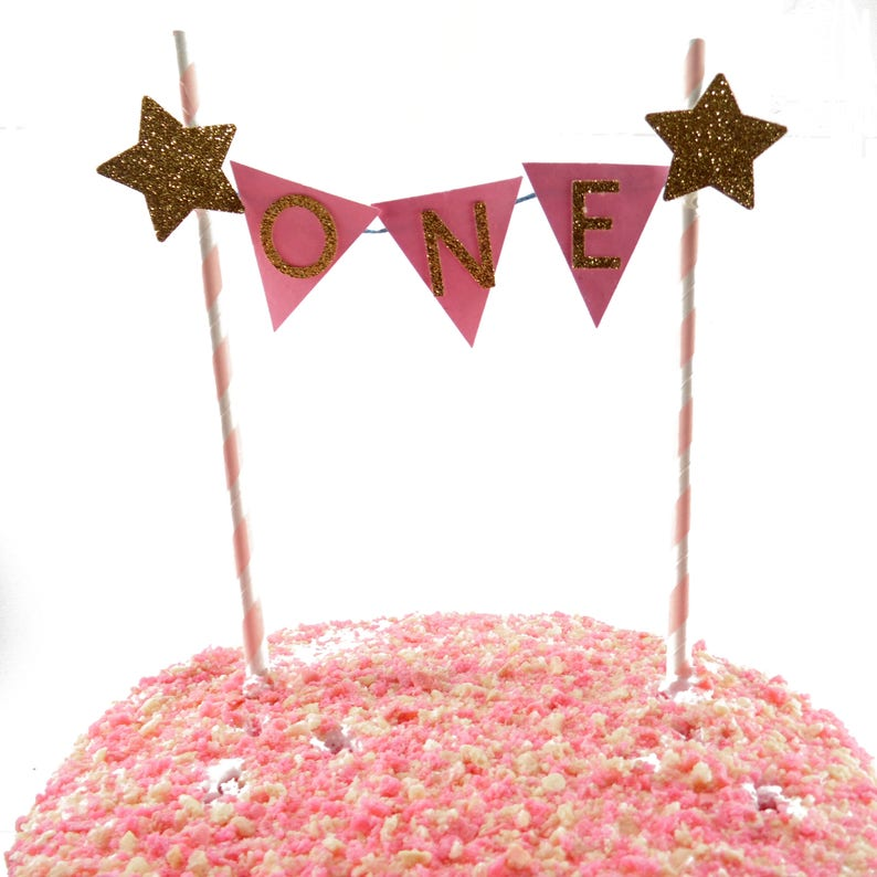 Surprising Princess Cake Bunting Topper 1St Birthday Party Miss Etsy Funny Birthday Cards Online Alyptdamsfinfo