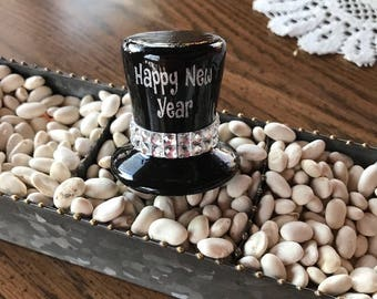 Happy New Year decal// NORA FLEMING