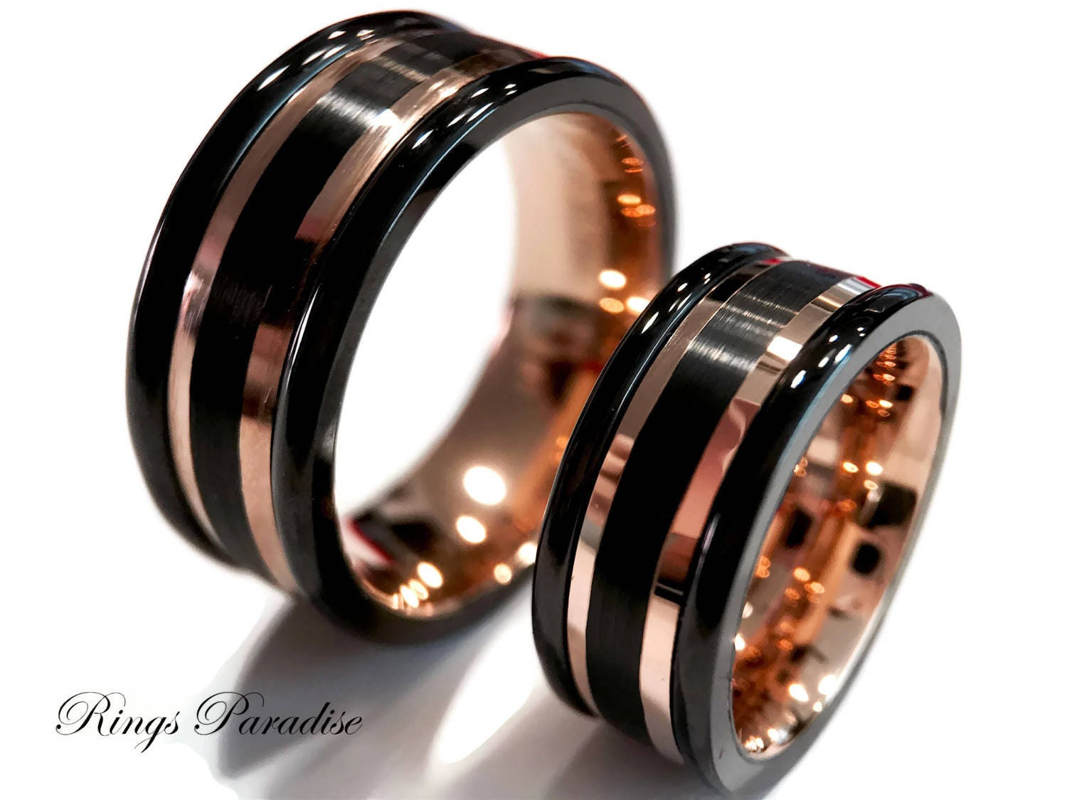 50: Western Style Wedding Rings Tungsten At Websimilar.org