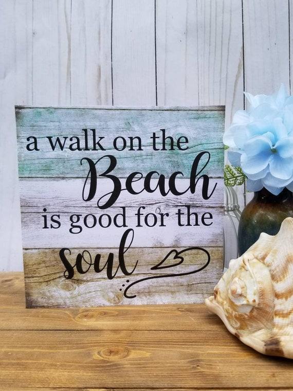 Wooden Beach signs, beach decor, beach house sign, beach house decor,  rustic beach signs, beach cottage decor, coastal sign